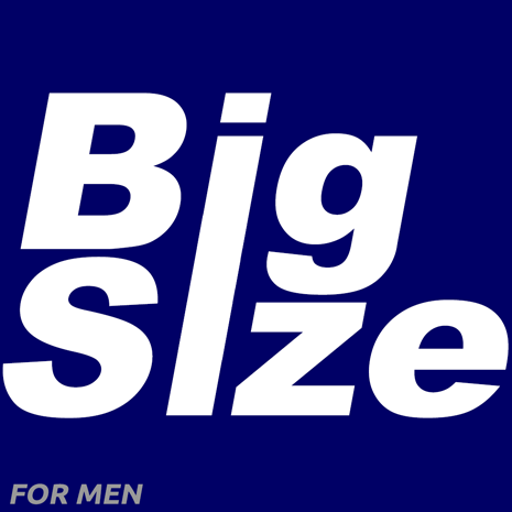 BigSize For Men - Agranda Tu Pene Naturalmente