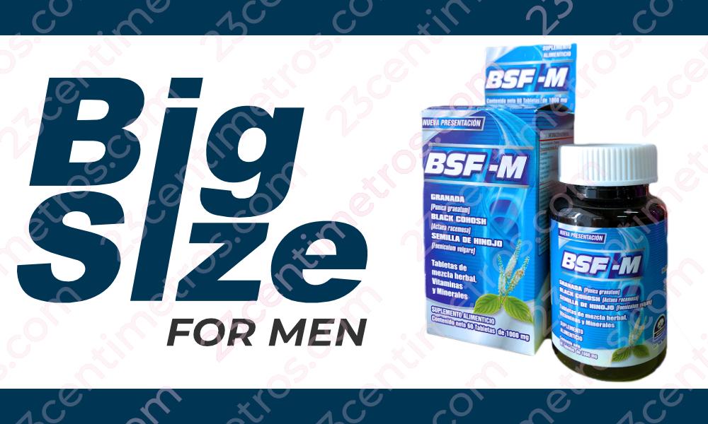 Big Size para hombre