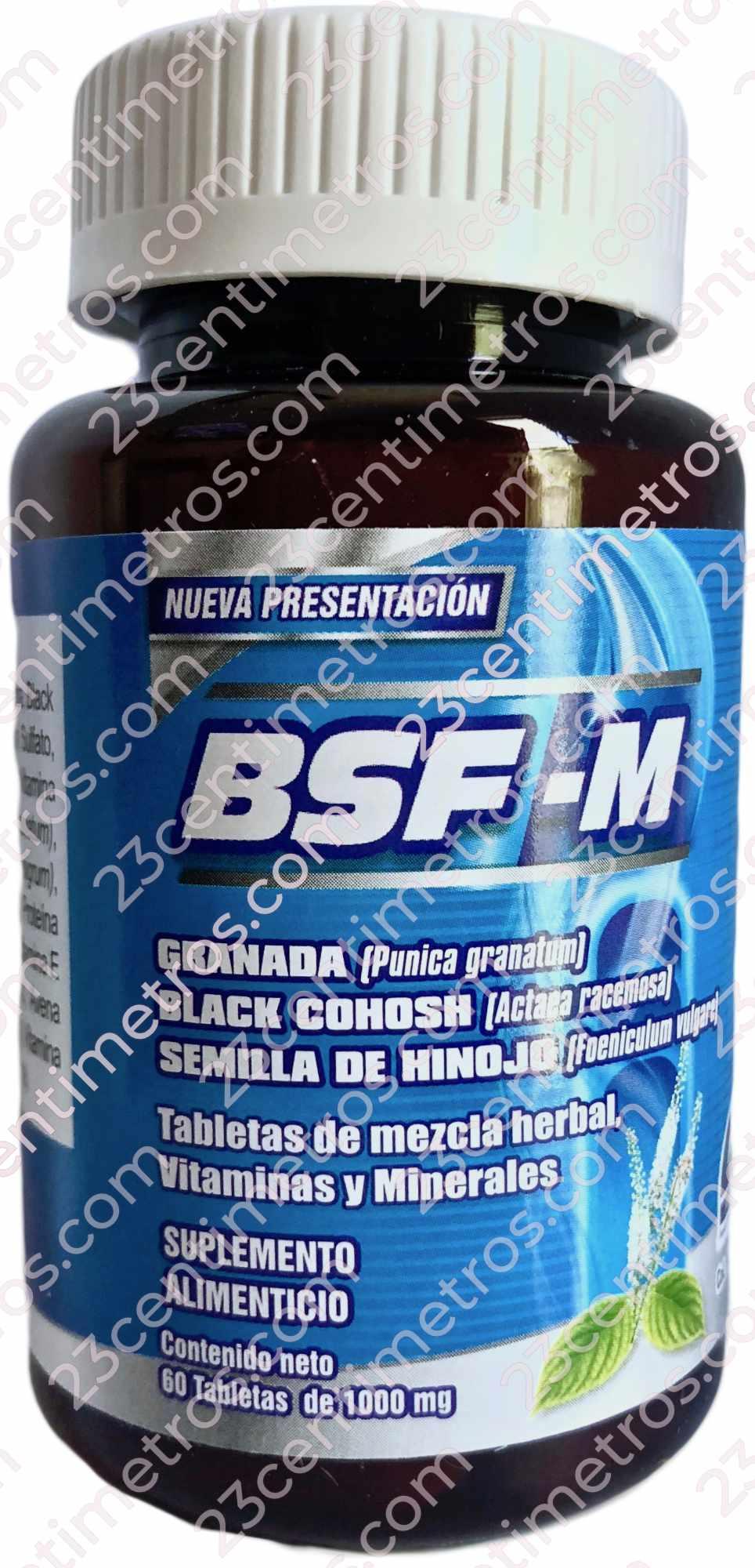 Frasco BSFM Big Size For Men BigSize para Hombre